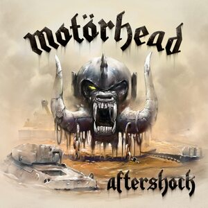 "MOTÖRHEAD ""Aftershock"" /CD/"