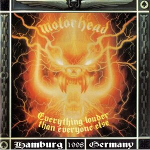 "MOTÖRHEAD ""Everything Louder Than Everyone Else"" /2CD/"