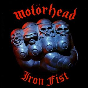 "MOTÖRHEAD ""Iron Fist"" /2CD/"