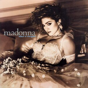 "MADONNA ""Like A Virgin"" /CD/"