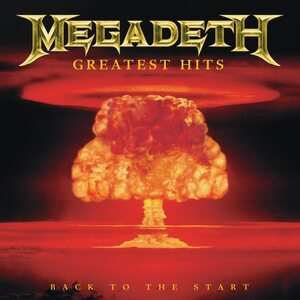 "MEGADETH ""Greatest Hits: Back To The Start"" /CD/"
