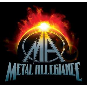 """METAL ALLEGIANCE """"Metal Allegiance"""" /Ltd. CD + DVD Digibook/"""