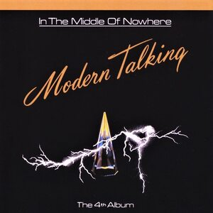 """MODERN TALKING """"In The Middle Of Nowhere"""" /CD/"""