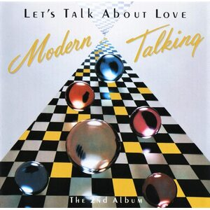 "MODERN TALKING ""Let's Talk About Love"" /CD/"