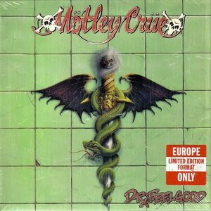 "MÖTLEY CRÜE ""Dr. Feelgood"" /Ltd. Digisleeve CD/"