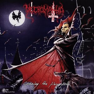 "NECROMANTIA ""Crossing The Fiery Path"" /CD/"