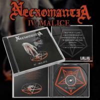 "NECROMANTIA ""IV: Malice"" /CD/"
