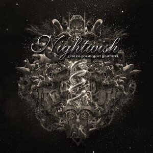 "NIGHTWISH ""Endless Forms Most Beautiful"" /Ltd. 2CD Digibook/"