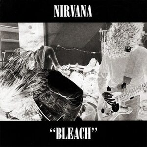 "NIRVANA ""Bleach"" /CD/"
