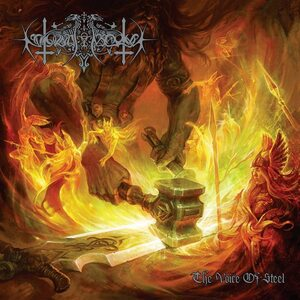 "NOKTURNAL MORTUM ""The Voice Of Steel"" /CD/"