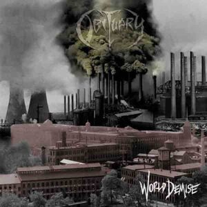 "OBITUARY ""World Demise"" /CD/"
