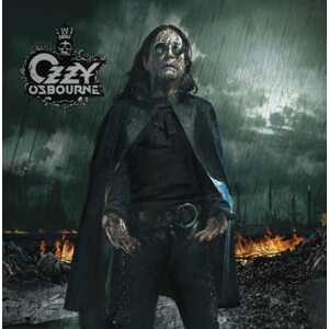 "OZZY OSBOURNE ""Black Rain"" /CD/"
