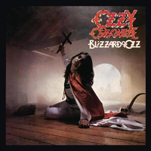 "OZZY OSBOURNE ""Blizzard Of Ozz"" /CD/"