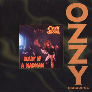 "OZZY OSBOURNE ""Diary Of A Madman"" /CD/"