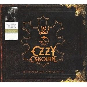 "OZZY OSBOURNE ""Memoirs Of A Madman"" /Ltd. Digisleeve CD/"