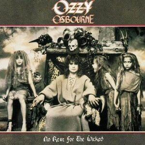 "OZZY OSBOURNE ""No Rest For The Wicked"" /CD/"
