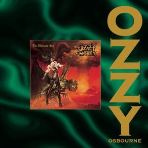 "OZZY OSBOURNE ""The Ultimate Sin"" /CD/"