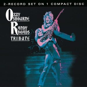 "OZZY OSBOURNE ""Randy Rhoads Tribute"" /CD; Live/"
