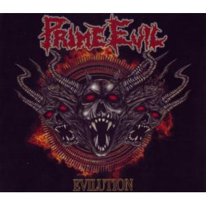 """PRIME EVIL """"Evilution"""" /Digipack MCD/"""