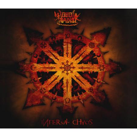 "QUO VADIS ""Infernal Chaos"" /Digipack CD/"