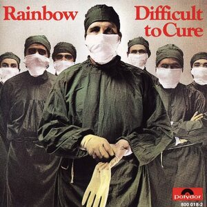 "RAINBOW ""Difficult To Cure"" /CD/"