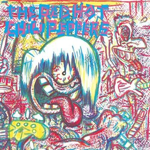 """RED HOT CHILI PEPPERS """"The Red Hot Chili Peppers"""" /CD/"""