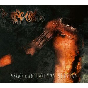 "ROTTING CHRIST ""Passage to Arcturo"" + ""Non Serviam"" /2CD Set/"