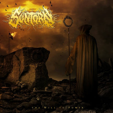 """SUNTORN """"The Will To Power"""" /CD/"""