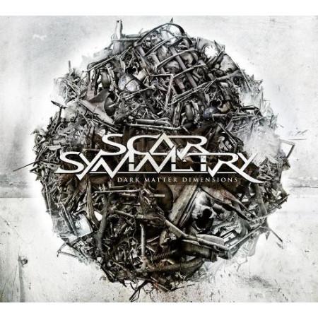 """SCAR SYMMETRY """"Dark Matter Dimensions"""" /Ltd. Digipack CD/"""