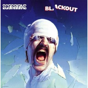 "SCORPIONS ""Blackout"" /CD/"