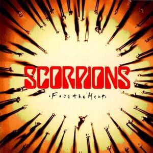 "SCORPIONS ""Face The Heat"" /CD/"
