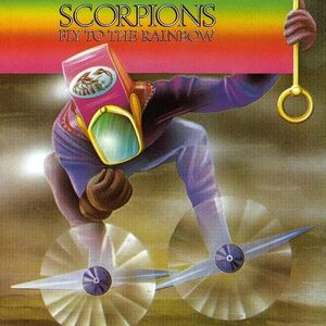 "SCORPIONS ""Fly To The Rainbow"" /CD/"