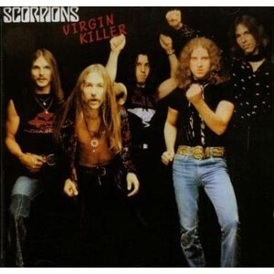 "SCORPIONS ""Virgin Killer"" /CD/"