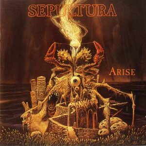 "SEPULTURA ""Arise"" /CD/"