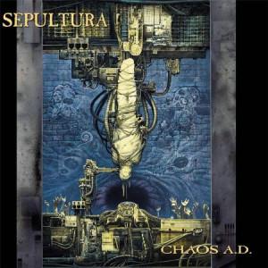 """SEPULTURA """"Chaos A.D."""" /CD/"""