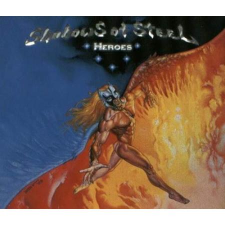 """SHADOWS OF STEEL """"Heroes"""" /Snap Case Digipack MCD/"""
