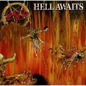 "SLAYER ""Hell Awaits"" /CD/"