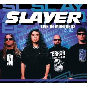 "SLAYER ""Live In Montreux 2002"" /Digipack CD/"