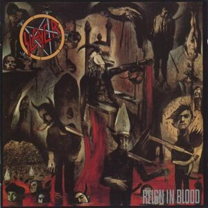 "SLAYER ""Reign In Blood"" /CD/"