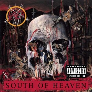 "SLAYER ""South Of Heaven"" /CD/"