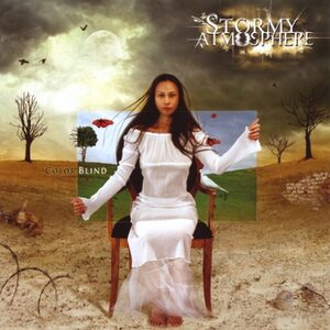 "STORMY ATMOSPHERE ""ColorBlind"" /CD/"