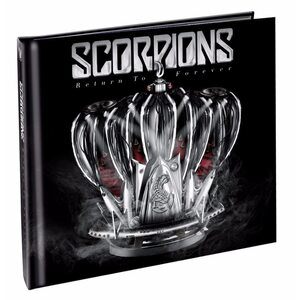 "SCORPIONS ""Return To Forever"" /Ltd. Deluxe CD Digibook/"