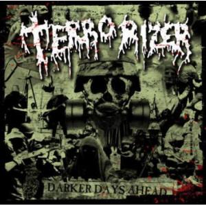 """TERRORIZER """"Darker Days Ahead"""" /CD/"""