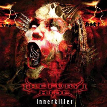 """THE FURY I HIDE """"Innerkiller"""" /CD/"""