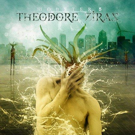 """THEODORE ZIRAS """"Monster 5"""" /CD/"""
