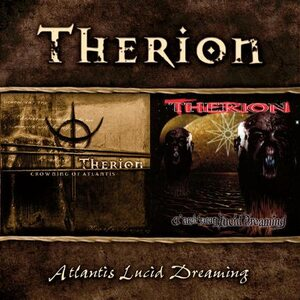 "THERION ""Atlantis Lucid Dreaming"" /CD/"