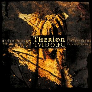 "THERION ""Deggial"" /CD/"