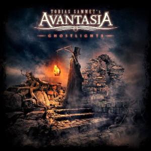 "Tobias Sammet's AVANTASIA ""Ghostlights"" /CD/"