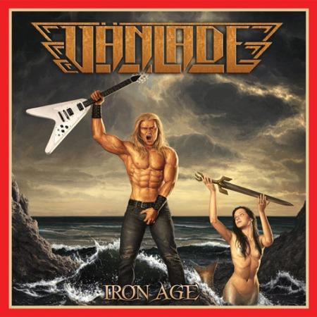 """VANLADE """"Iron Age"""" /CD/"""
