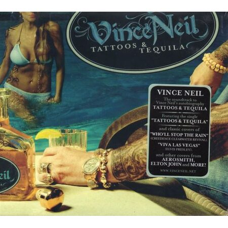 "VINCE NEIL ""Tattoos And Tequila"" /Digipack CD/"